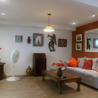 PET FRIENDLY: 2 bed, 2 bath apartment in Collens Road, early Maraval