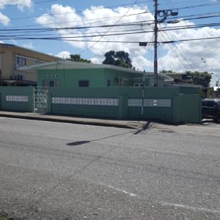 Commercial space for rent on SMR Curepe