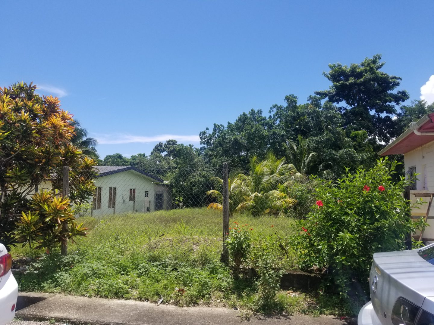 Sangre Grande Land For Sale 475k