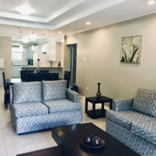 LOVELY 2 BEDROOM, 2 BATHROOM,FULLY FURNISHED APARTMENT FOR RENT-MARAVAL