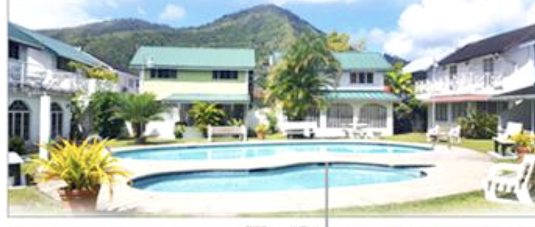 Chateaux Village, Petit Valley townhouse FOR RENT