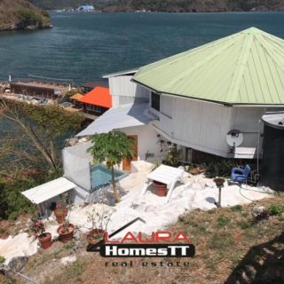 Gasparee Island Home