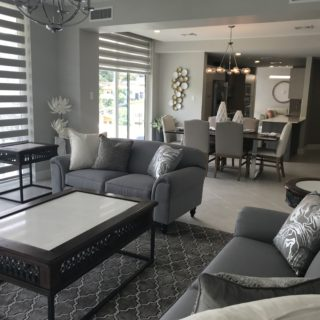 EXECUTIVE, FULLY FURNISHED 3 BEDROOM, 3 AND 1/2 BATHROOM APARTMENT FOR RENT