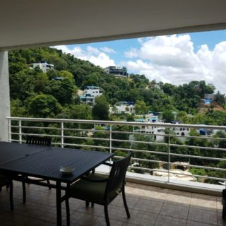 Two story penthouse apartment for rent in Goodwood Park