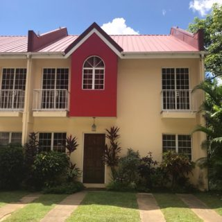 Spacious Two (2) Bed, (2.5) Bath, Fully Furnished Townhouse