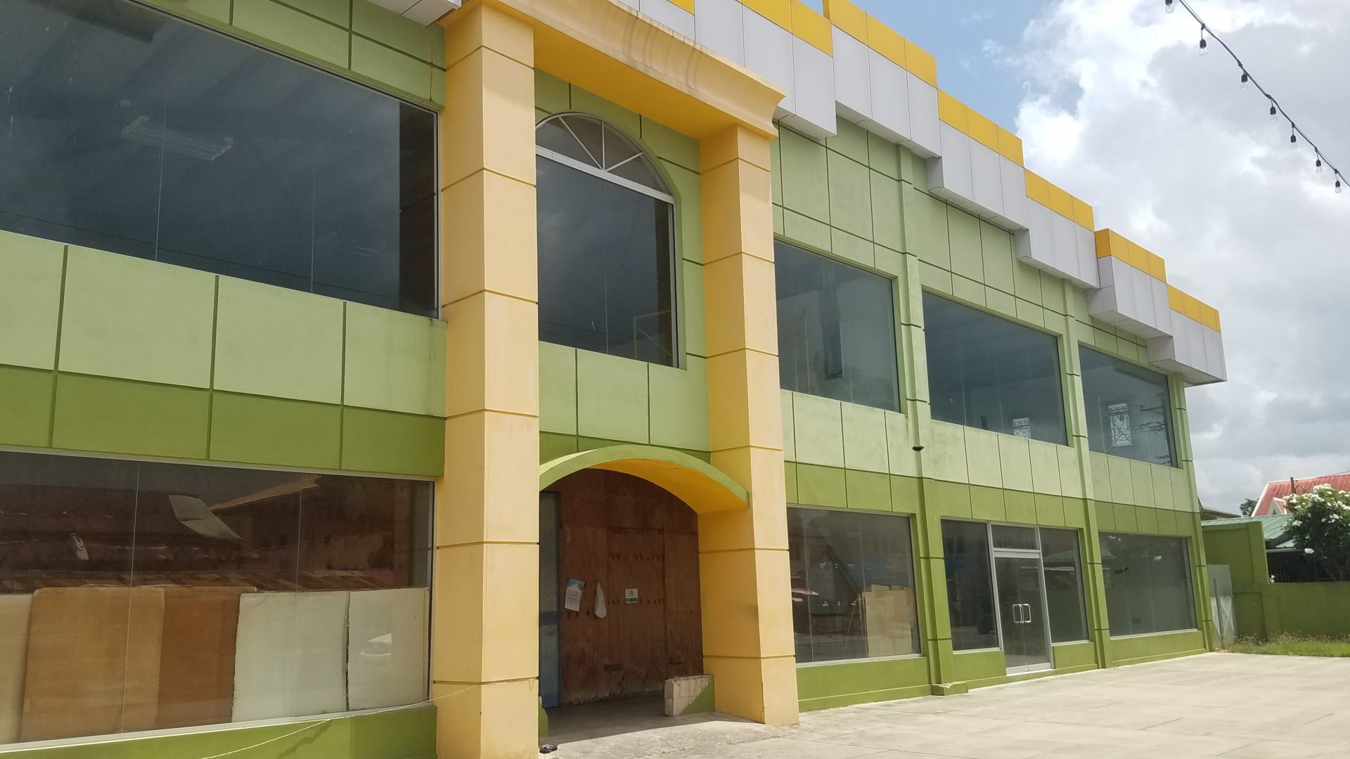 Mc. Bean, Couva, 2 story Building for rent, TT$ 60,000.00