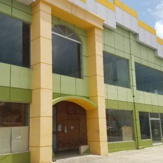 Mc. Bean, Couva, 2 story Building for rent, TT$ 60,000.00
