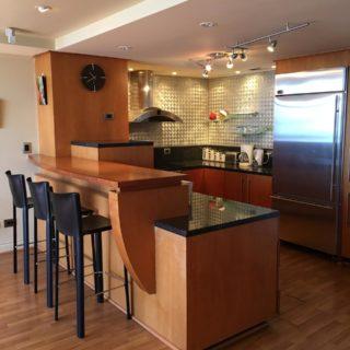 BAYSIDE PENTHOUSE for Rent TT$15,000 neg