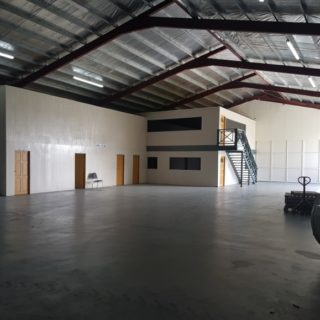 WAREHOUSE SPACE FOR RENT IN POKHOR Rd. LONGDENVILLE
