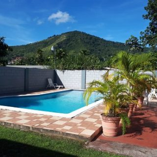2 bed/ 2 bath Apt. in gated compound with pool Petit Valley 1.6 M