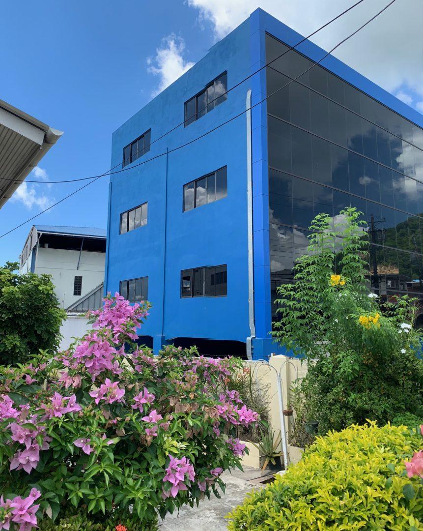 SAN FERNANDO COMMERCIAL OFFICE BUILDING RENTAL