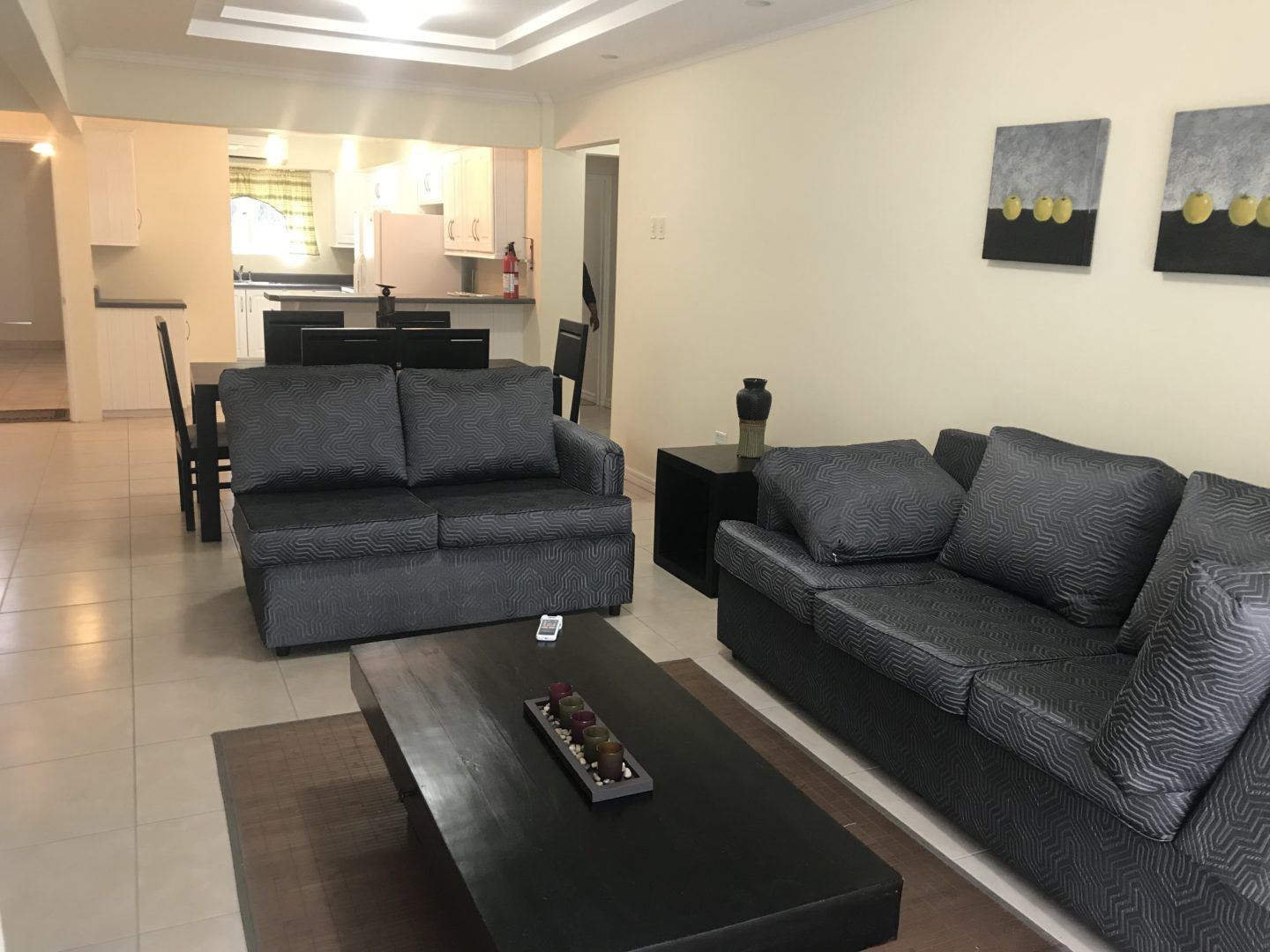 EARLY MARAVAL-FULLY FURNISHED 2 BEDROOM, 2 BATHROOM ...