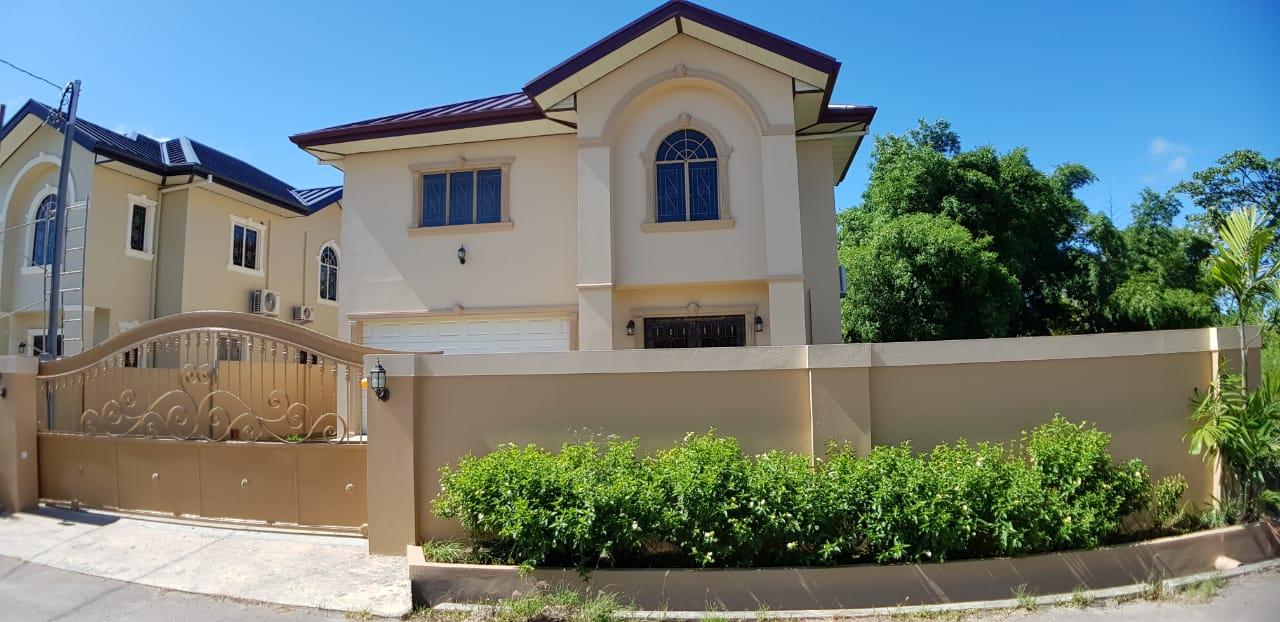 House for Sale – Balmain Couva TT$3,700,000