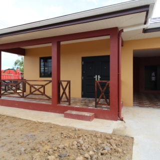 Single storey home – Brand New Construction in Couva – GREAT CONVENIENT LOCATION