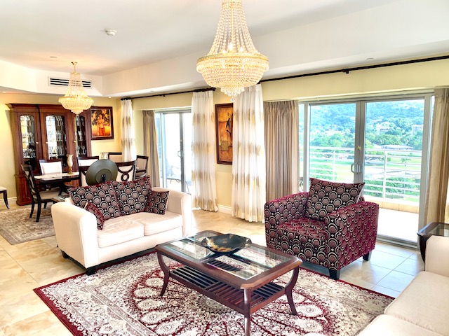 One Woodbrook Place Furnished 3 bedroom