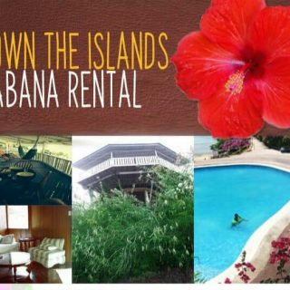 Gasparee Island Furnished Cabana