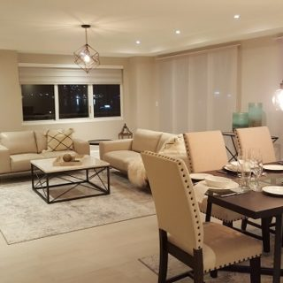 Newly remodeled Executive Modern Condo 3 bed/2 bath  Bayside Towers