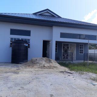 Gopaul Lands, Marabella- Brand New Home TT$2.6M