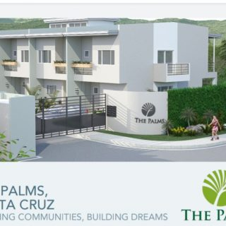 THE PALMS, Santa Cruz – Townhouses For Sale