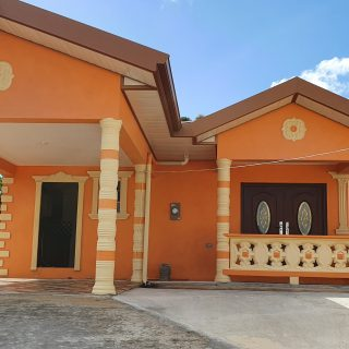 House for sale- New Construction – D'abadie