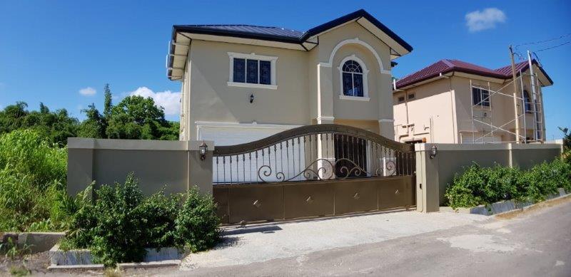 House for Sale – Balmain Couva TT$3,800,000