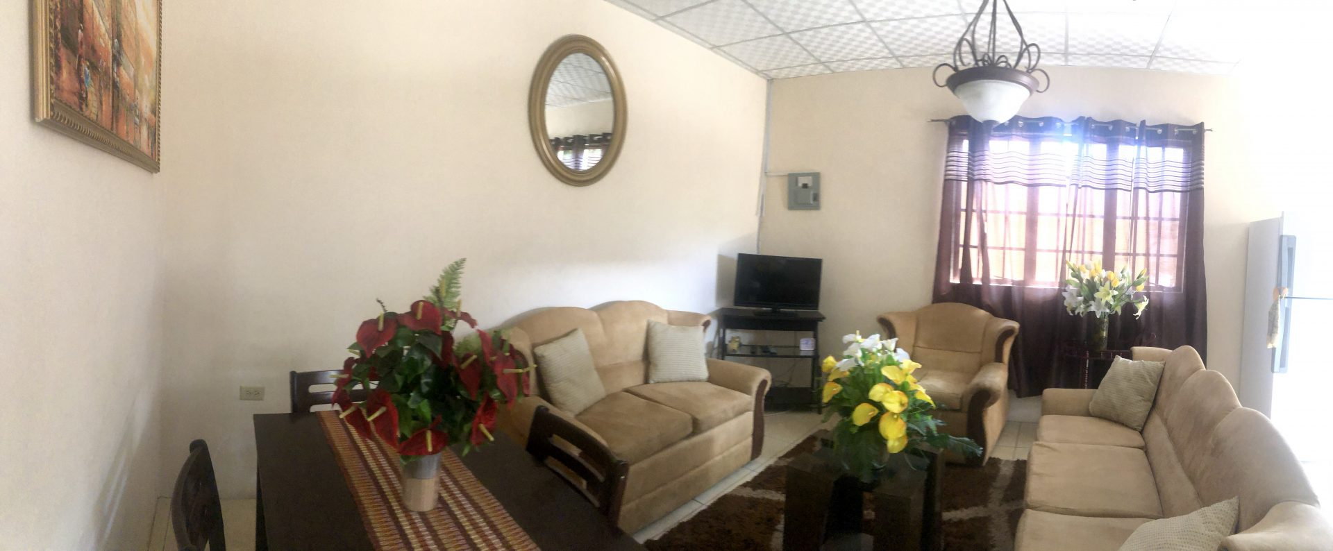 ST. JAMES 2 BEDROOM FURNISHED APT.