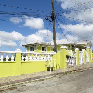 3 Storey 5 unit gated apartment complex, Arima