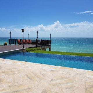 TOBAGO Sea view Townhouse with Pool Crown Point Crusoe Drive