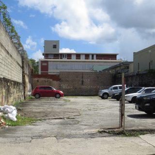 1 Plot of Land ( 30 spot car park) Freehold, Frederick St. Port of Spain