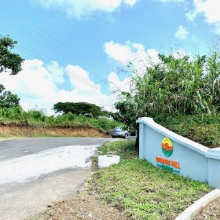 Land for Sale – OFF ORANGE HILL ROAD, ORANGE HILL ESTATE, TOBAGO