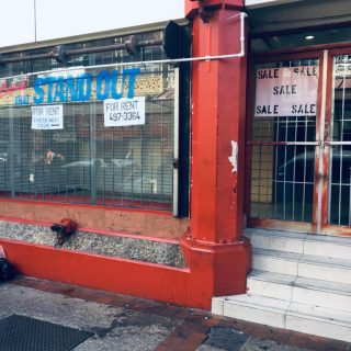 Retail shop for let Port-of-Spain