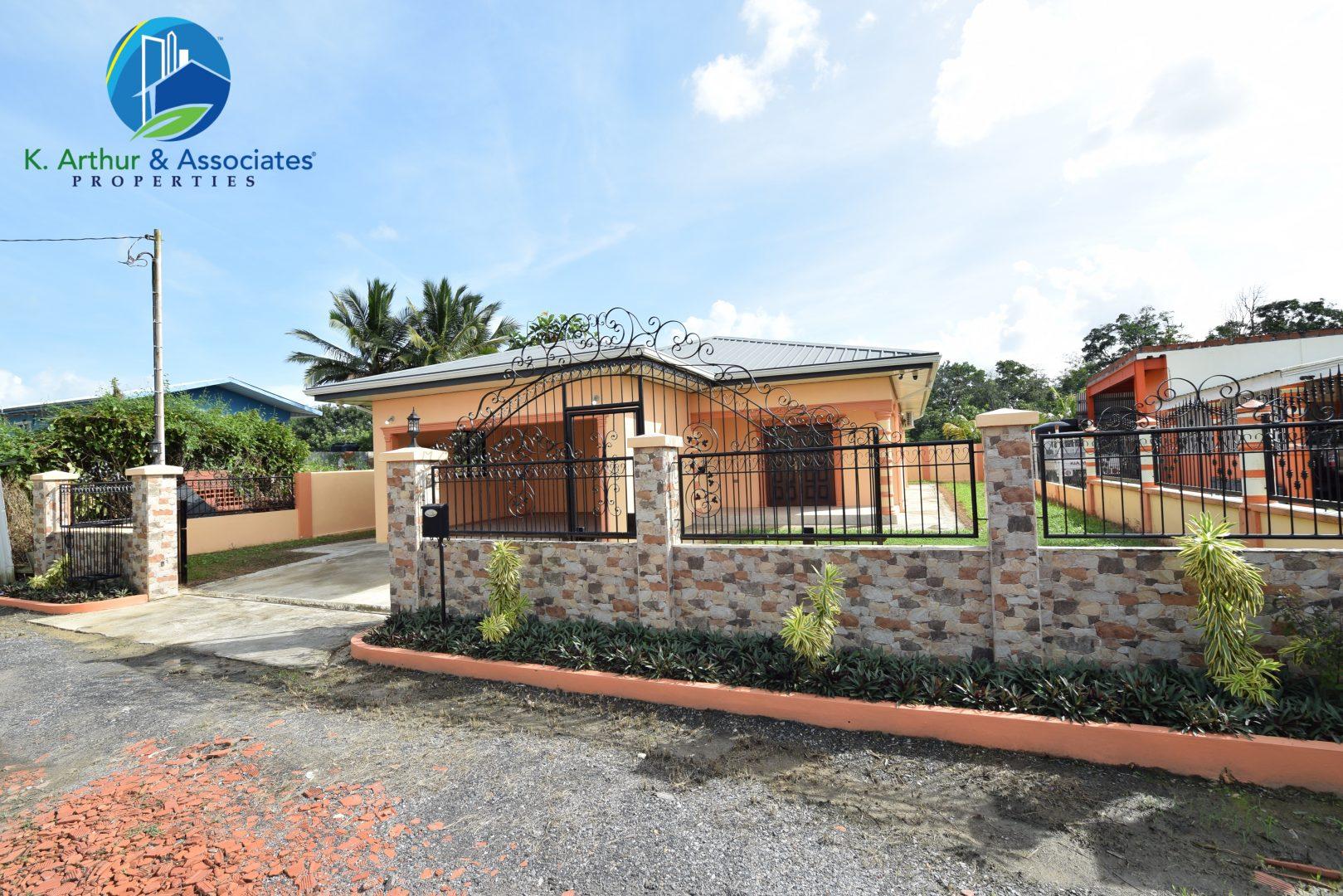Longdenville Home For Sale!!! Price: $1,600,000.00TT (negotiable)