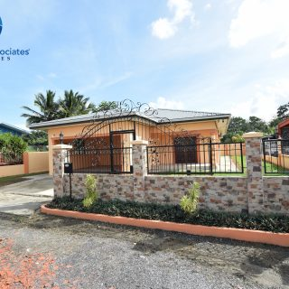 Longdenville Home For Sale!!! Price: $1,600,000.00TT (negotiable)
