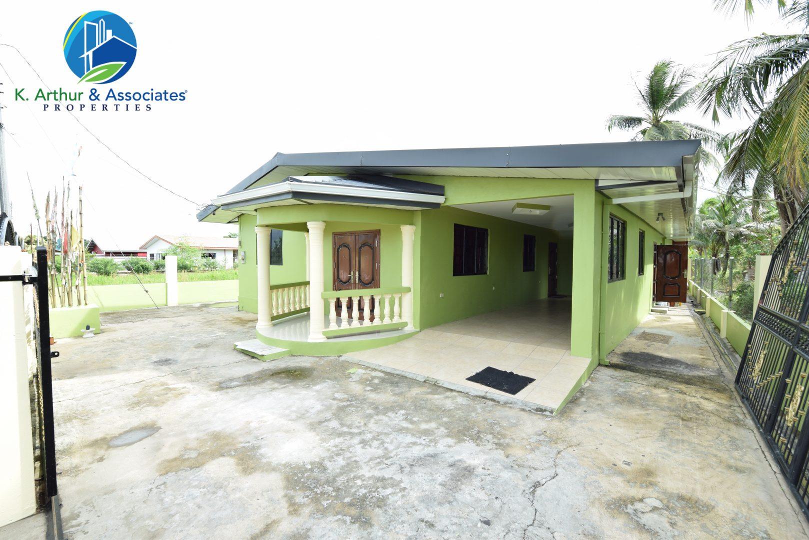 Cunupia Home For Sale!!! Price: $1,375,000.00 TT (negotiable)