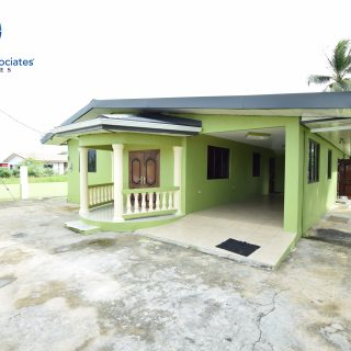 Cunupia Home For Sale!!! Price: $1,375,000.00 TT (negotiable)