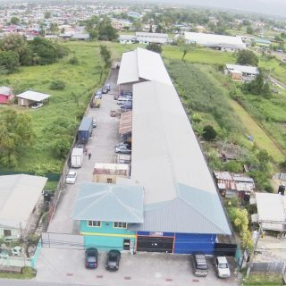 CHAGUANAS WAREHOUSE SPACE FOR RENT! – Section C2