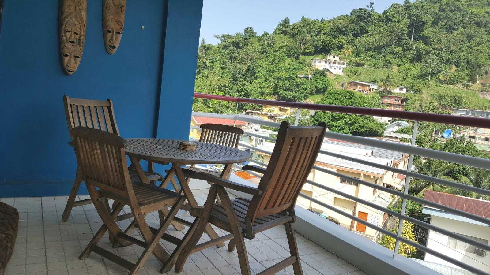 Residential Rental – Hibiscus Apartments, Petit Valley