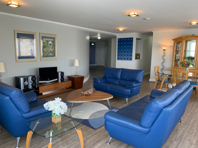 2 Bed Bayside Towers, Cocorite for Rent