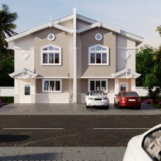 Townhouse in Piarco