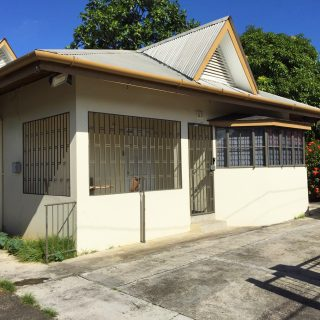 Commercial/Residential Apartment in Woodbrook