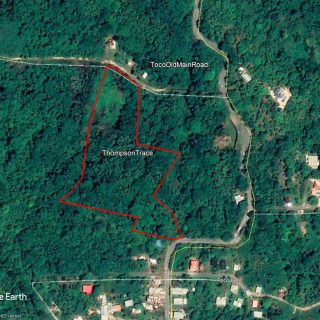 Land in Toco for sale