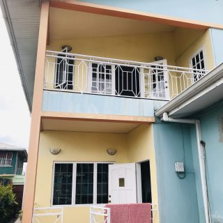 Tunapuna -Townhouse For Rent