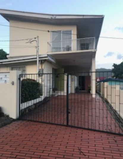 ST. ANN'S – TWO STOREY ANNEX FOR RENT