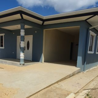House for Sale – Brand New Construction – D'abadie