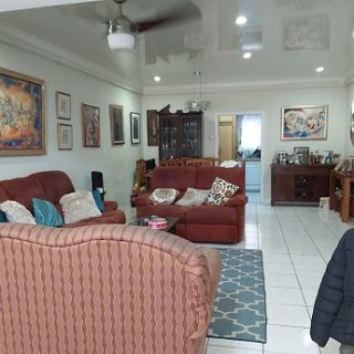 3 bed/2 bath Apt. for rent Collins Road  Maraval $7500
