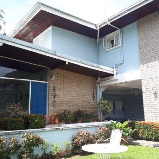 2 story  Building on 18000 sq. ft land petit valley 4.5 M