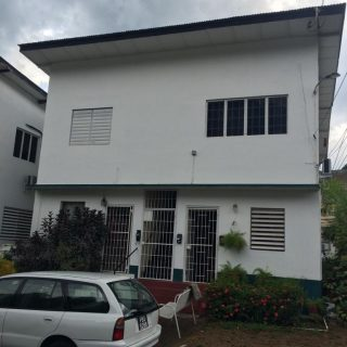 FOR RENT GITTENS APTS – Fully Furnished 1 Bedroom Apartment