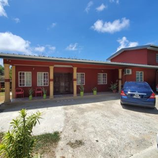 HOUSE FOR SALE : Montgomery, Tobago