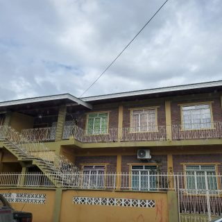 Upstairs Apartment for Rent St. James