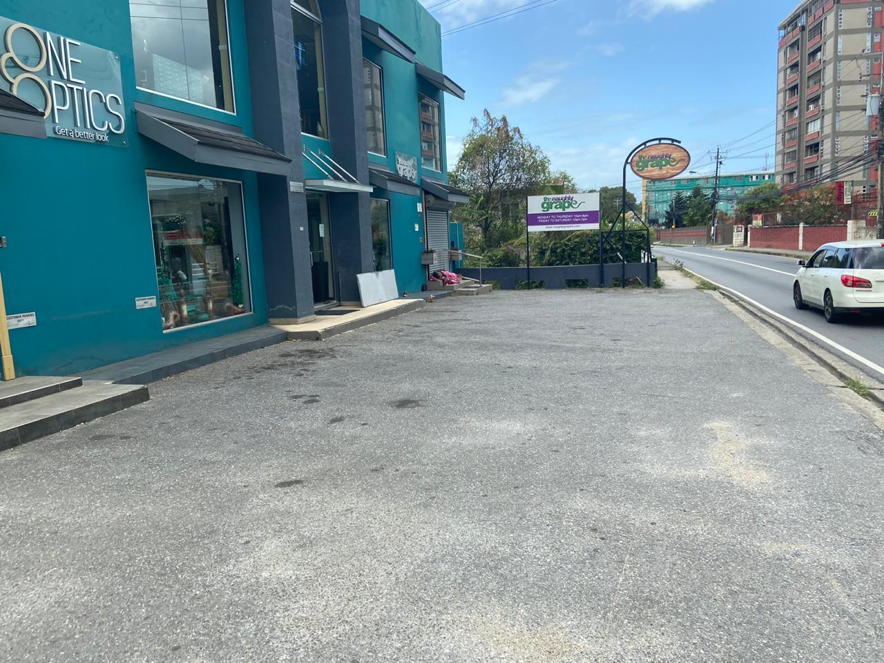 BOSSIERE PLACE, 14e Saddle Road, Maraval COMMERCIAL SPACE For Rent